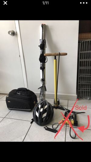 Bicycle accessories for Sale in Queens, NY