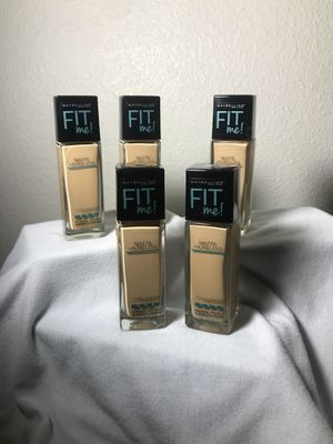 Maybelline Natural Beige Foundation for Sale in Pittsburg, KS