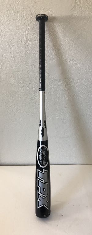 Louisville tpx baseball bat for Sale in Fresno, CA