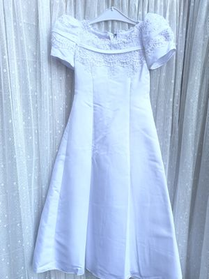 Flower girl/Communion dress size 7 for Sale in Los Angeles, CA