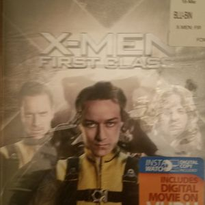 X-Men First Class BluRay for Sale in Allison Park, PA