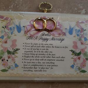 Wedding Sign Decor for Sale in Phoenix, AZ