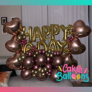 Balloons bouquet for Sale in Hialeah, FL