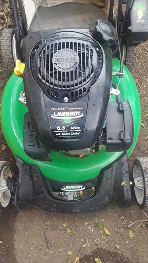 Brand new self propelled electric start lawnboy lawn mower for Sale in Colorado Springs, CO