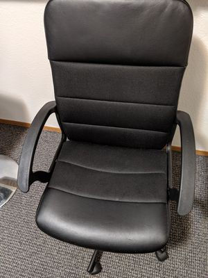 Office chair / work chair for Sale in Seattle, WA