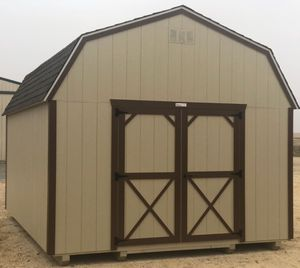 12x16 Lofted Barn-Storage Shed for Sale in Austin, TX