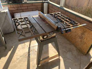 "Craftsman Table Saw 10"" for Sale in El Cajon, CA"