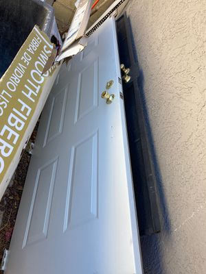 Front door and storm door for Sale in Peoria, AZ