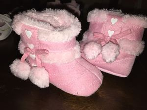 Girl Baby boots for Sale in The Bronx, NY
