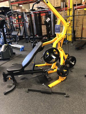 Powertec Lever Gym for Sale in Seattle, WA