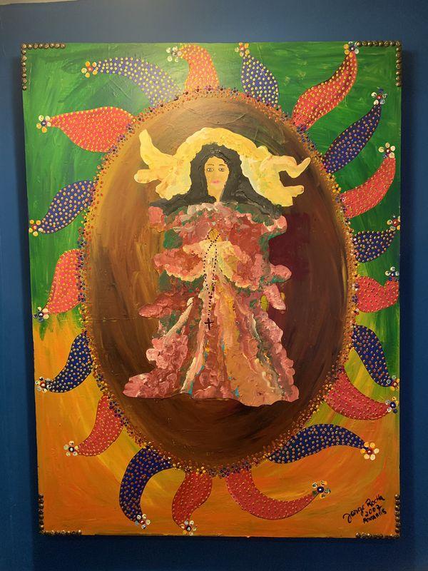 Arte Sacra naïf Brazil