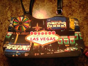 Franky and Johnnie Las Vegas messenger bag for Sale in Broomfield, CO