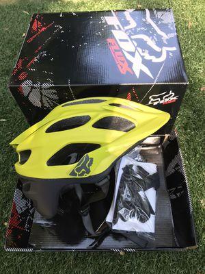 Fox Flux Trail Helmet,Size S/M adult,new with box for Sale in Marietta, GA