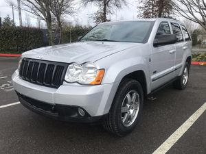 2008 Jeep Grand Cherokee ( 75k miles ) for Sale in Kent, WA