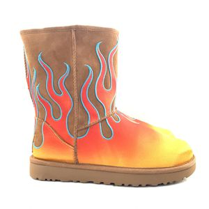UGG x Jeremy Scott Limited Edition Lomb Fur Boots for Sale in San Antonio, TX