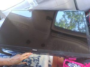 Samsung 36 inch tv 4K for Sale in Salt Lake City, UT
