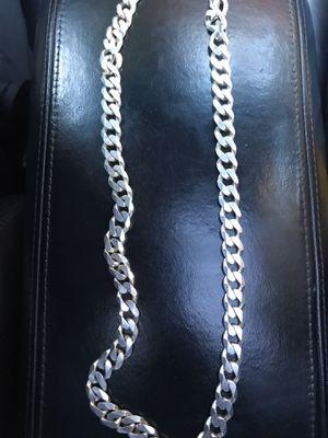 Sterling Silver Chain for Sale in Santa Cruz, CA