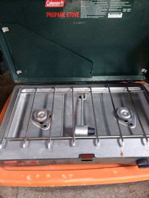 Coleman propane stove for Sale in Sarver, PA