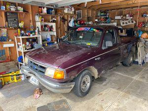 1994 Ford Ranger 168,332 miles inline 4 cylinder truck for Sale in Elmwood Park, IL