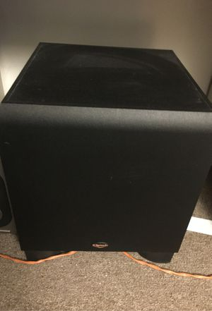KLIPSCH Woofer10 inch Down firing. for Sale in Edison, NJ