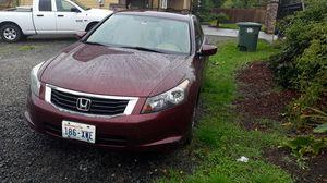 2008 Honda Accord for Sale in Tacoma, WA