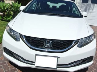 great running 2013 Honda Civic EX for Sale in Wichita,  KS
