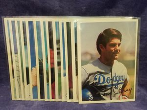 1980 / 1981 Topps Giant MLB Baseball Cards, Lot of 13 for Sale in Walnut, CA