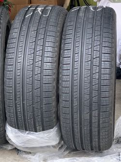 Scorpion Verde tires (4) for Sale in Bloomington,  IL