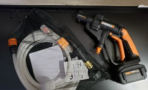 WORX HYDROSHOT PORTABLE POWER PRESSURE CLEANER 40V POWER for Sale in Pembroke Pines, FL