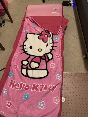 Hello kitty blow up mattress for Sale in San Jose, CA