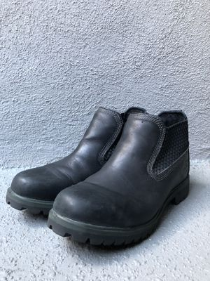 Timberland Black Boots Men's Size 12 for Sale in Los Angeles, CA