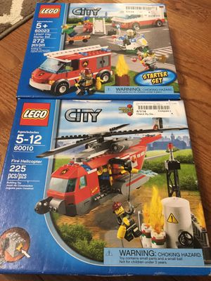 Lego 60023 or 60010 City sets for Sale in Adamstown, MD