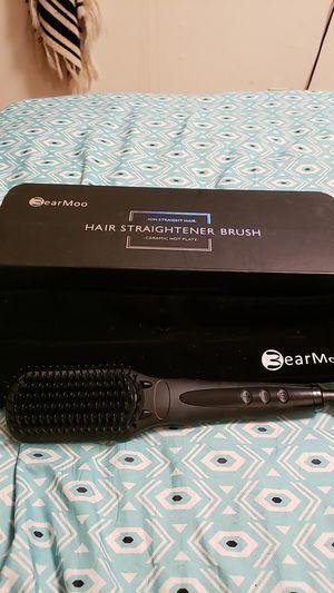 BearMoo Hair Straightener Brush for Sale in Lawson, MO