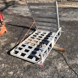 Trailer Hitch Carrier Scrap Metal for Sale in Bolingbrook,  IL