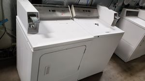 WHIRLPOOL COIN OPERATED WASHER AND GAS DRYER KEYS INCLUDED for Sale in Hawthorne, CA