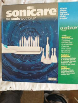 Sonic Care The Sonic Toothbrush Quad Phaser Brand New Still Sealed for Sale in Federal Way,  WA
