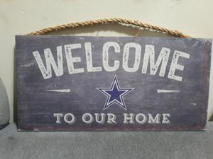 Cowboys sign for Sale in Modesto, CA
