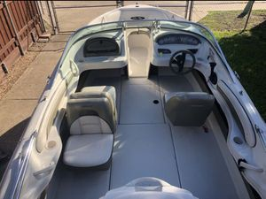 2004 Sea Ray 18.5 sport low hours for Sale in Dallas, TX