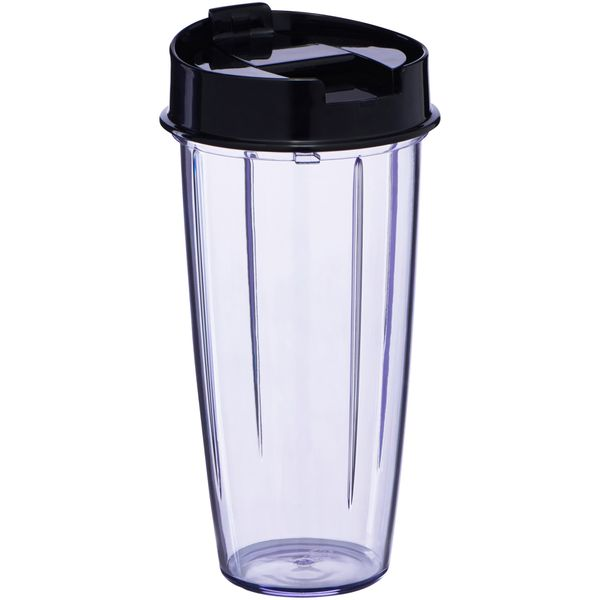 Black Personal Blender with Blend-and-Go Travel Cup