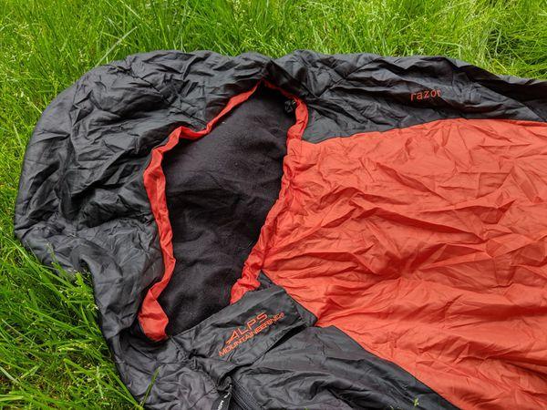 Alps Mountaineering Razor Sleeping Bag