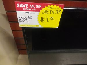 """JVC TV 39"""" $71.99 for Sale in Chicago, IL"""