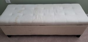 Ottoman with storage for Sale in Tampa, FL