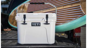 Brand new YETI roadie cooler with the Purdue P and 5 years of warranty for Sale in West Lafayette, IN