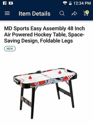 Air hockey table for Sale in Loganville, GA