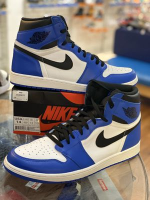 Game royal 1s size 14 for Sale in Wheaton-Glenmont, MD