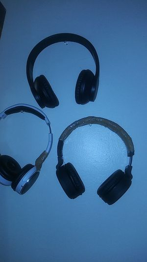 3 Bluetooth headsets for Sale in Washington, DC