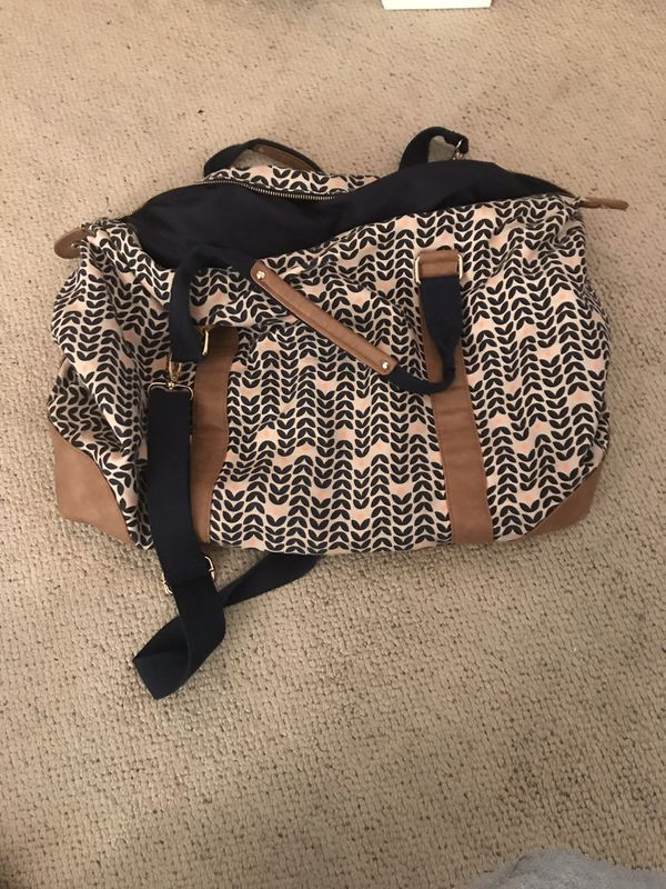 Medium sized duffel bag from Target