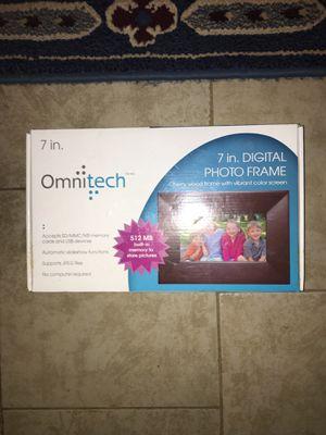 Digital photo frame for Sale in Cumming, GA