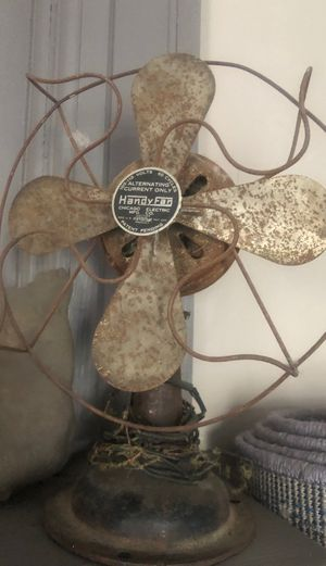 Antique fan for Sale in Elmira, NY
