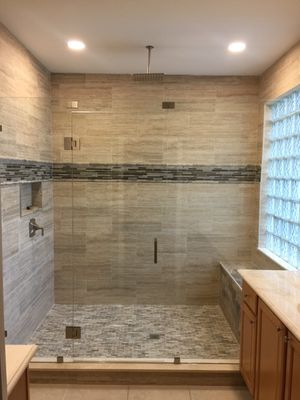 Glass shower doors for Sale in West Palm Beach, FL